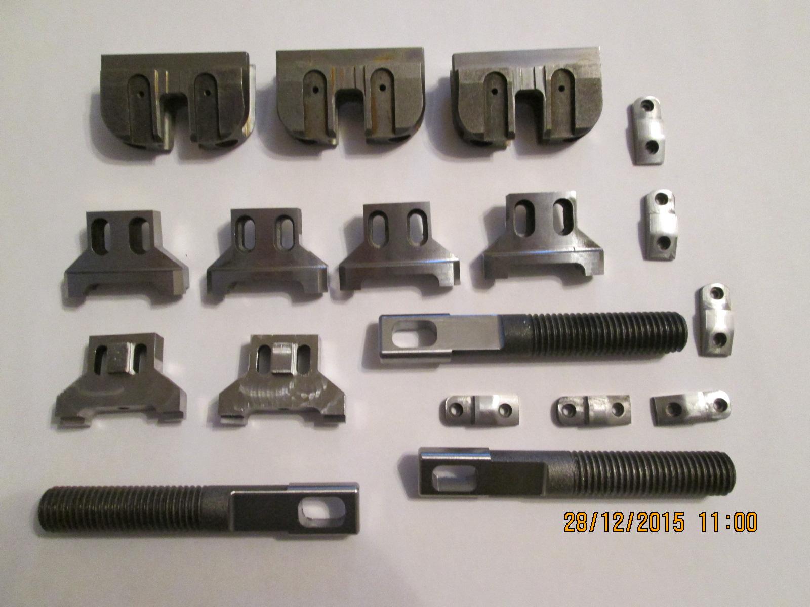 Клампинг в сборе, изготовление деталей по чертежам заказчика, механическая обработка металлов, заказать детали из металла, производители деталей из металла под заказ