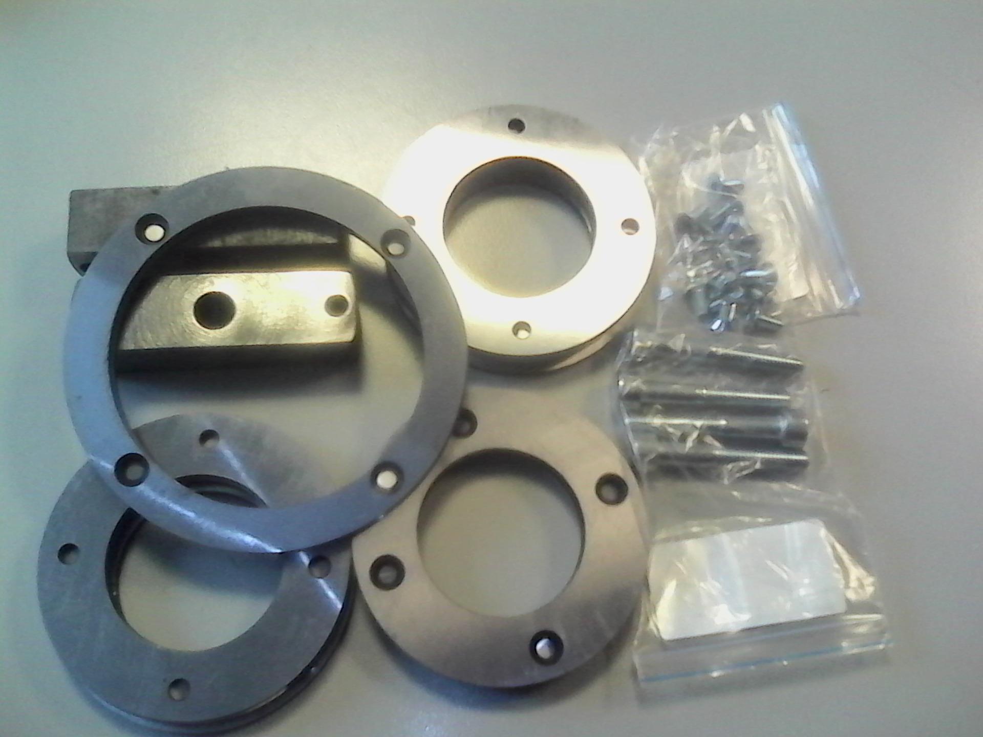 Шпиндель в сборе, механическая обработка металла, изготовление деталей под заказ, механическая обработка, изготовить детали из металла,