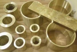 Изготовлена оснастка и отлита опытная партия заготовок методом центробежного литья